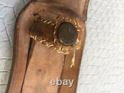Antique Combat Trench Field Fixed Blade Knife Dagger Dirk