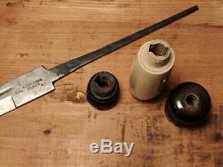 Antique dagger gaucho knife blade W. R. Kirschbaum/ Solingen/