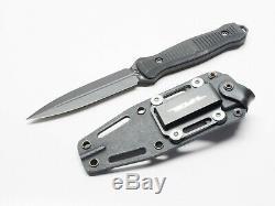 Benchmade 133 Fixed Infidel D2 Dagger Blade Knife