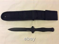 CRKT SANGRADOR DAGGER Fixed Blade Marked Used Because It Was A Display Knife