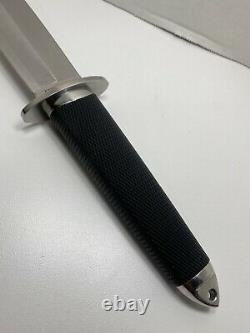 Cold Steel Tai Pan Dagger Fixed Blade Knife (7.5 San Mai) 35AA