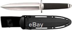 Cold Steel Tai Pan San Mai Fixed Knife 7.5 VG-1 Steel Blade Kray-Ex Handle
