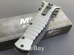 Dagger Spring Assisted Tactical Folding Pocket Knife Open Blade MTECH 8.0