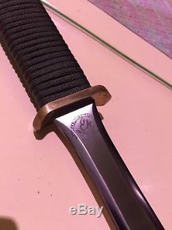EK Knives Commando fixed blade dagger