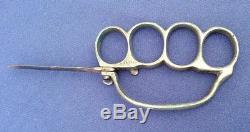 French France apache combination knife folding out blade dagger dague poignard