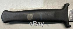 Gerber Guardian II Fixed Blade Knife Dagger & SheathVintage