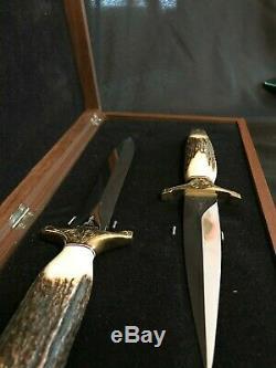 Gerber Legendary Blades Presidential Collection, Mark 1 & Mark 2 Knife, #998