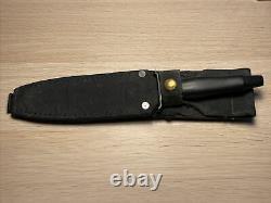 Gerber Mark II Fixed Blade Boot Dagger Knife circa 1982-1998 Vintage Rare USA