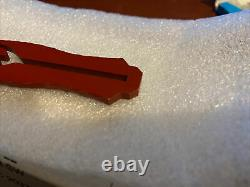 Half Face Blades Trident Dagger Knife used Without Original Box see description