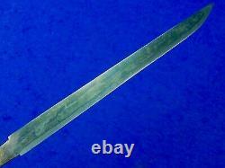Japanese Japan WW2 Navy Officer's Dagger Tanto Knife Blade Parts