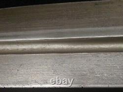 Massive Caucasian Persian Kindjal Dagger Sword Knife Fine Wootz Damascus Blade