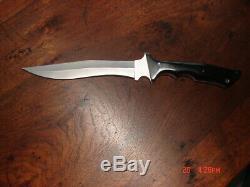 Paragon Cutlery fixed blade knife SEKI Japan Larry Harley Battle Dagger, Wicked
