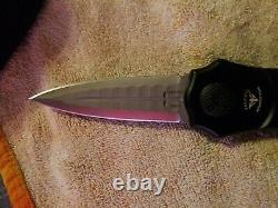 Paragon Warlock Cpm S30v blade Asheville Steel Usa dagger Satin Sorcere knife