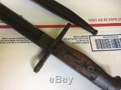 Pre WW2 Type 30 Japanese WWII japan knife dagger