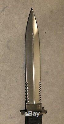 SOG Knives Desert Dagger 6 Blade 12 Overall Length with Kydex Sheath