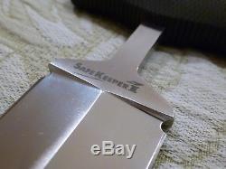 VINTAGE Rare 5 Blade Cold Steel SAFE KEEPER I Belt Boot Dagger Knife 12A JAPAN