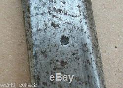 Very rare WWI Austrian Steyr Mannlicher M90 Ersatz bayonet knife blade 1917