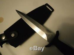Vintage Gerber Legendary Blades Mark 1 Boot Knife Dagger Serial H8501S USA