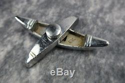 WW1 German dagger cross guard political Army officer blade dress knife WW2 gau